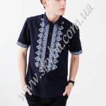 Мужская вышитая рубашка СК1371