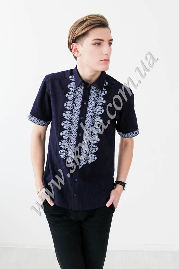 Чоловіча вишита сорочка СК1371