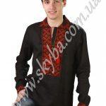 Мужская вышитая рубашка СК1011