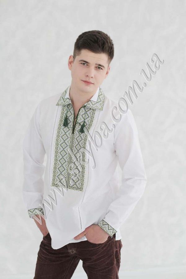 Чоловіча вишита сорочка СК1031