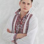 Чоловіча вишита сорочка СК1032