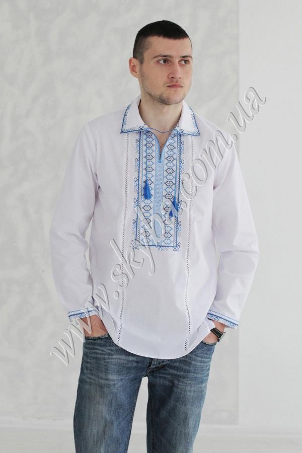 Чоловіча вишита сорочка СК1041