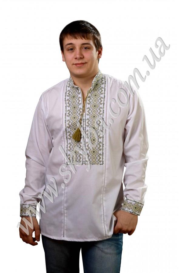 Чоловіча вишита сорочка СК1051