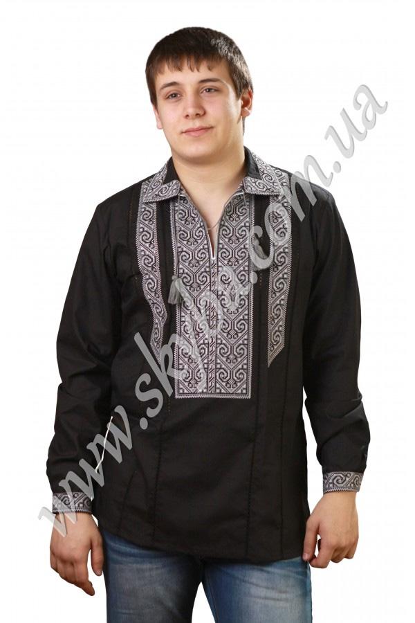 Чоловіча вишита сорочка СК1092