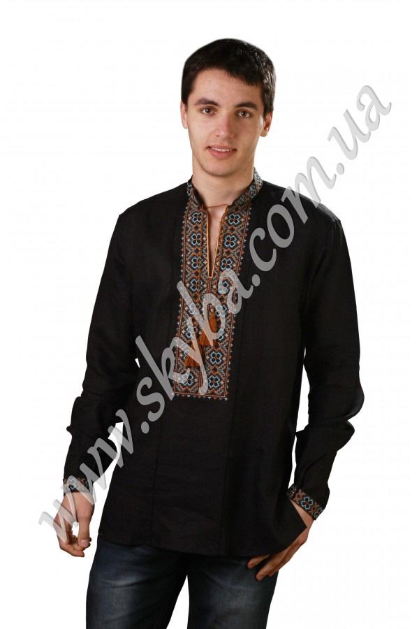 Чоловіча вишита сорочка СК1131