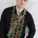Мужская вышитая рубашка СК1141