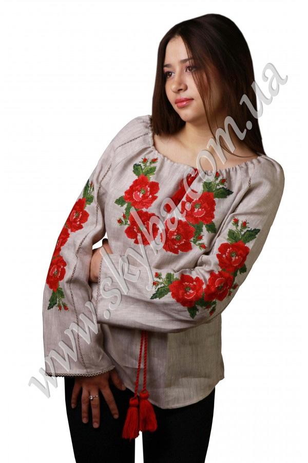 Женская блуза СК2043