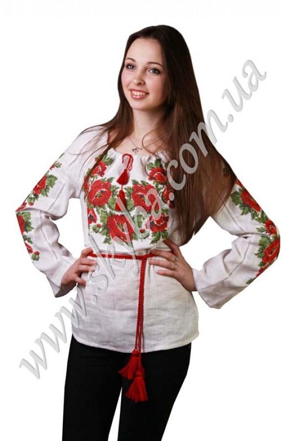 Жіноча блуза СК2112