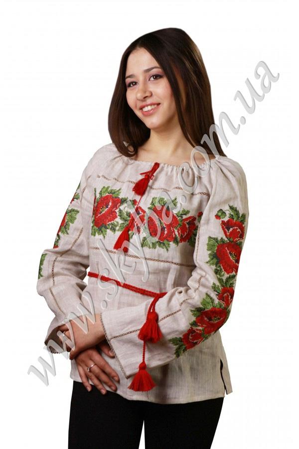Женская блуза СК2113