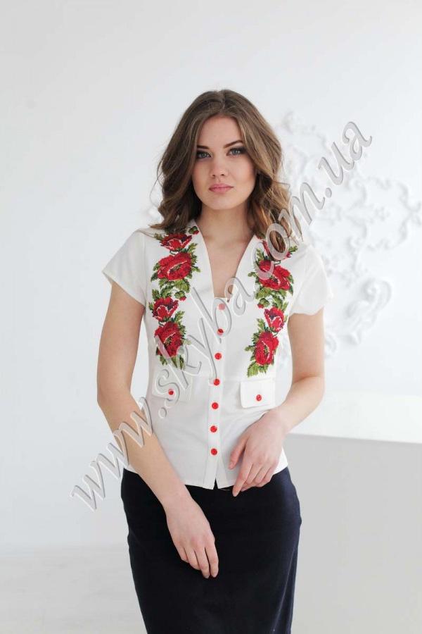 Женская блуза СК2115