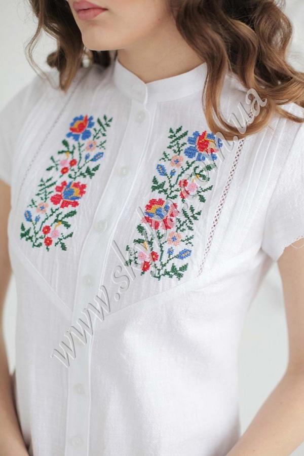 Женская блуза СК2141