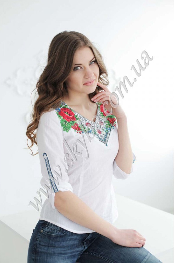 Женская блуза СК2211