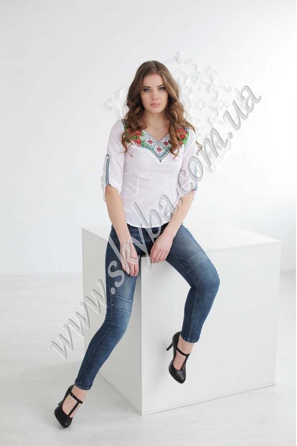 Жіноча блуза СК2211