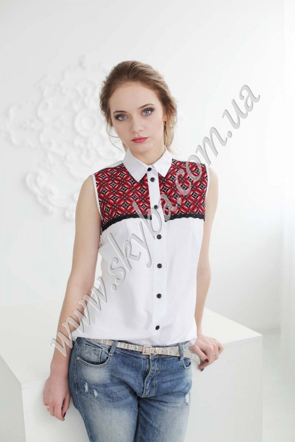 Женская блуза СК2311