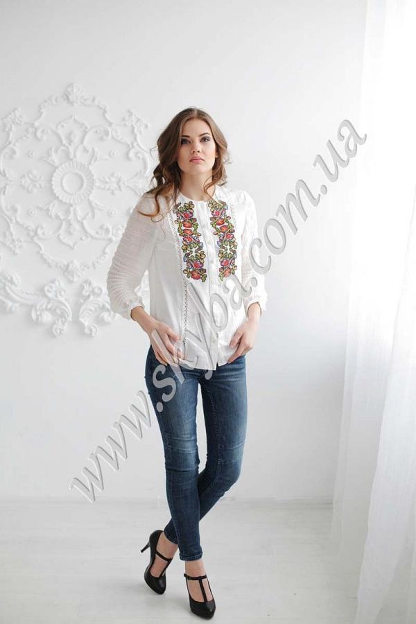 Женская блуза СК2321