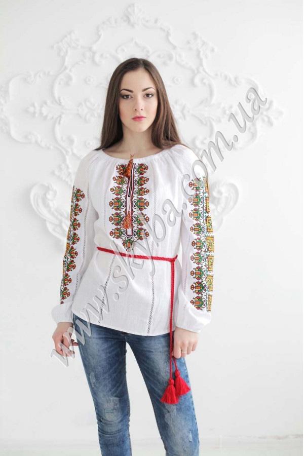 Женская блузка СК2372