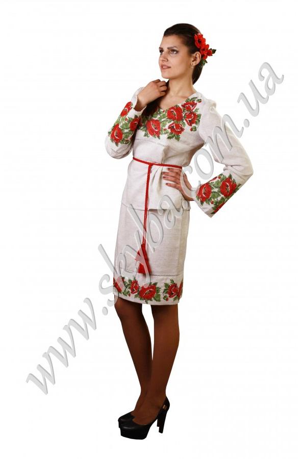 Женский костюм СК5111