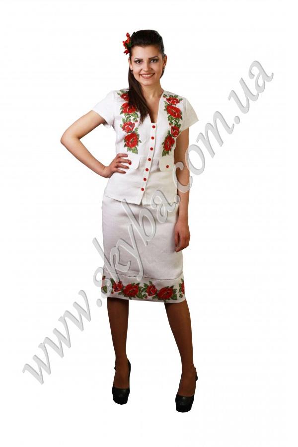 Женский костюм СК5114