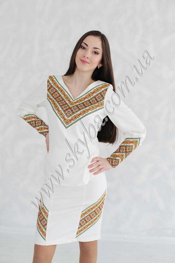Жіночий костюм СК5261
