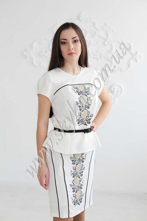 Жіночий костюм СК5271