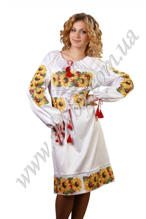 Жіноча сукня СК6023 з поясом-корсетом