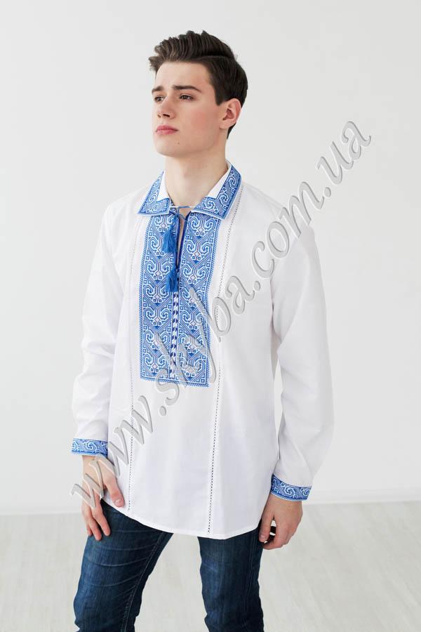 Чоловіча вишита сорочка СК1091