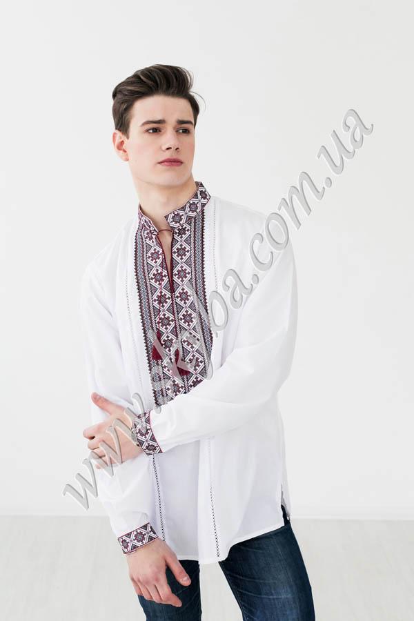 Чоловіча вишита сорочка СК1072