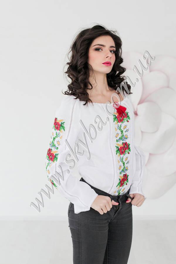 Женская блуза СК2121