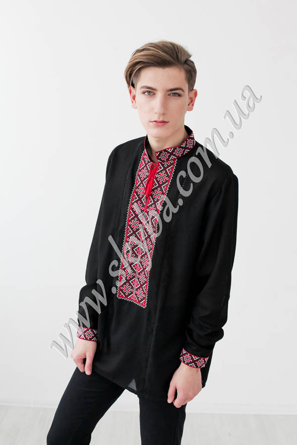 Чоловіча вишита сорочка СК1071