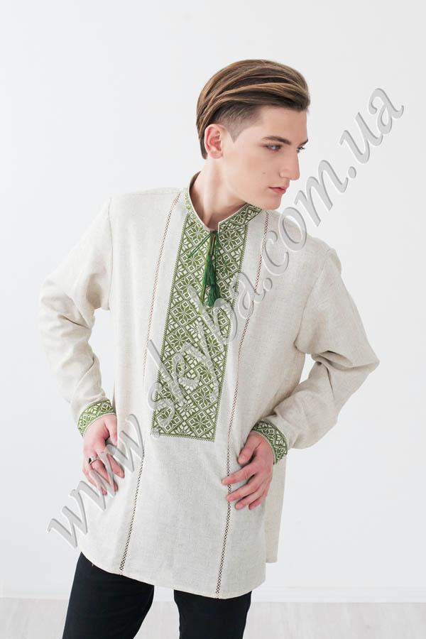 Чоловіча вишита сорочка СК1081