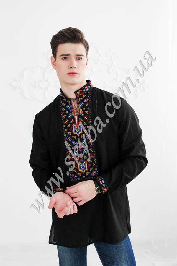 Чоловіча вишита сорочка СК1121