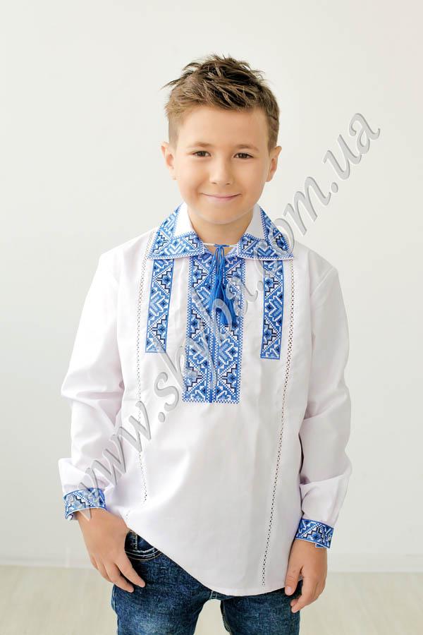 Рубашка для мальчиков СК3021