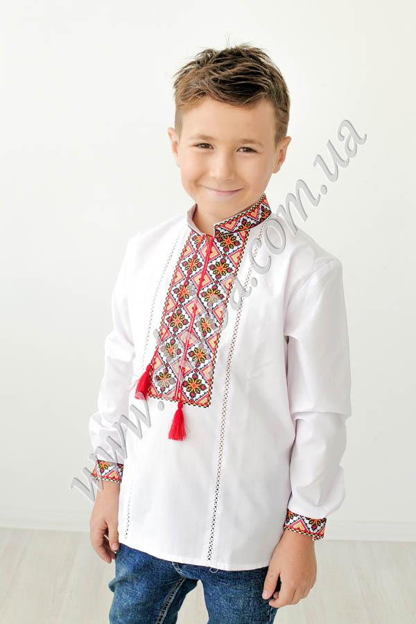 Сорочка для хлопчиків СК3061