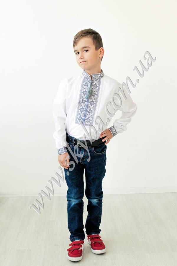 Сорочка для хлопчиків СК3071