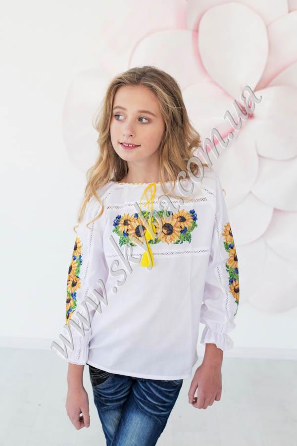 Блуза для девочек СК4021