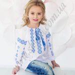 Блуза для дівчаток СК4061