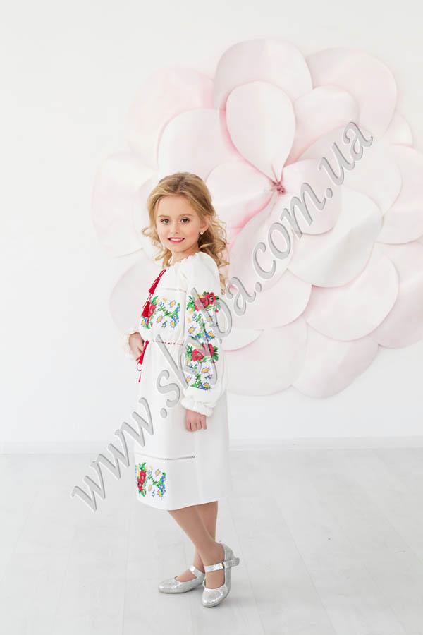 Сукня для дівчаток СК4122