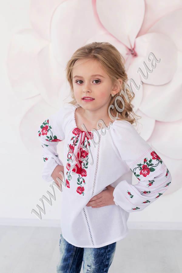 Блуза для девочек СК4161