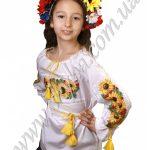 Блуза для дівчаток СК4021