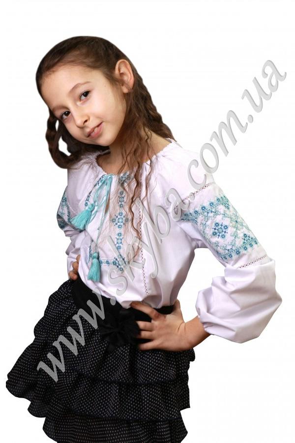 Блуза для дівчаток СК4031