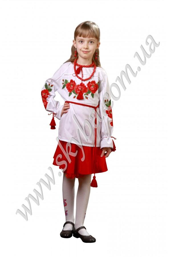 Блуза для девочек СК4041