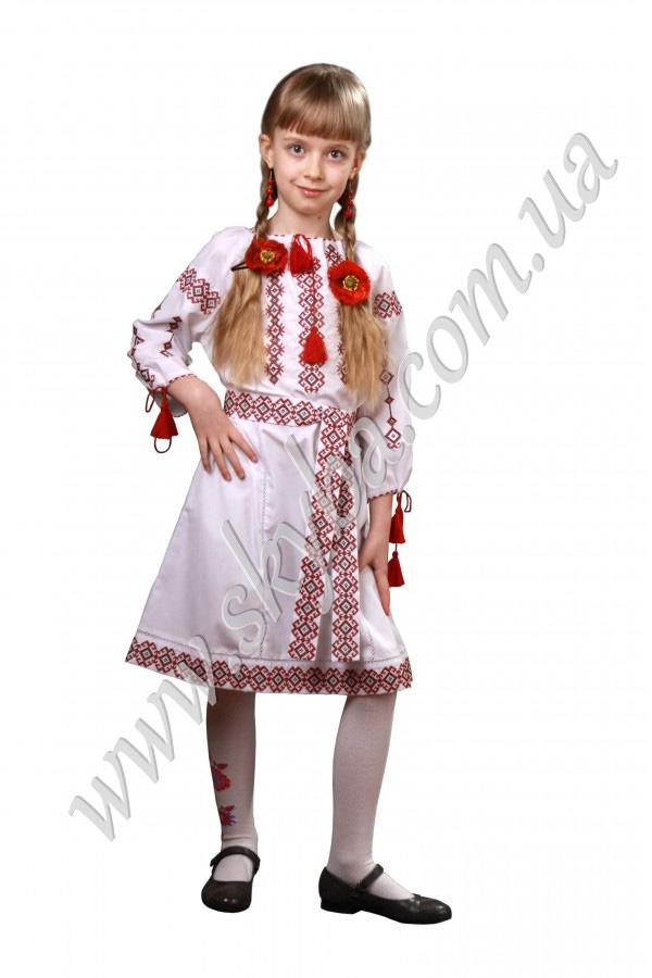 Сукня для дівчаток СК4062