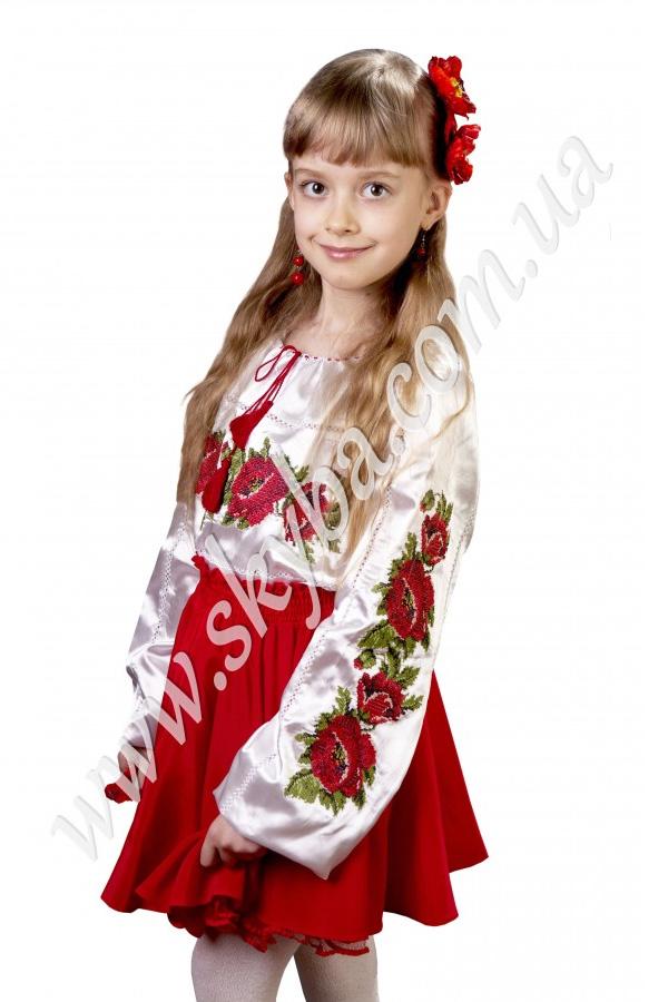 Блуза для девочек СК4113