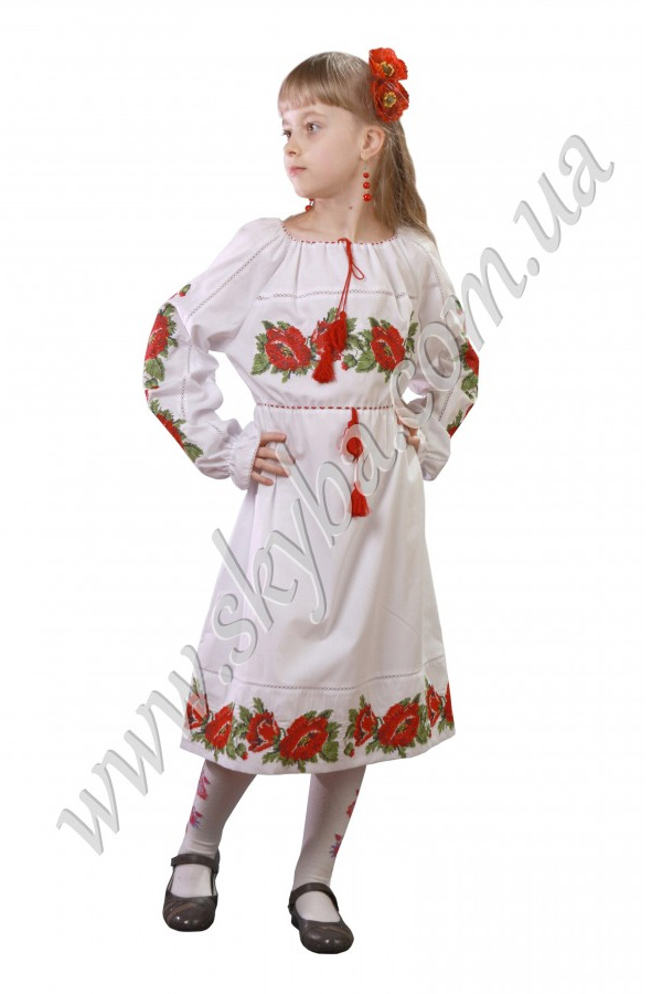 Платье для девочек СК4115