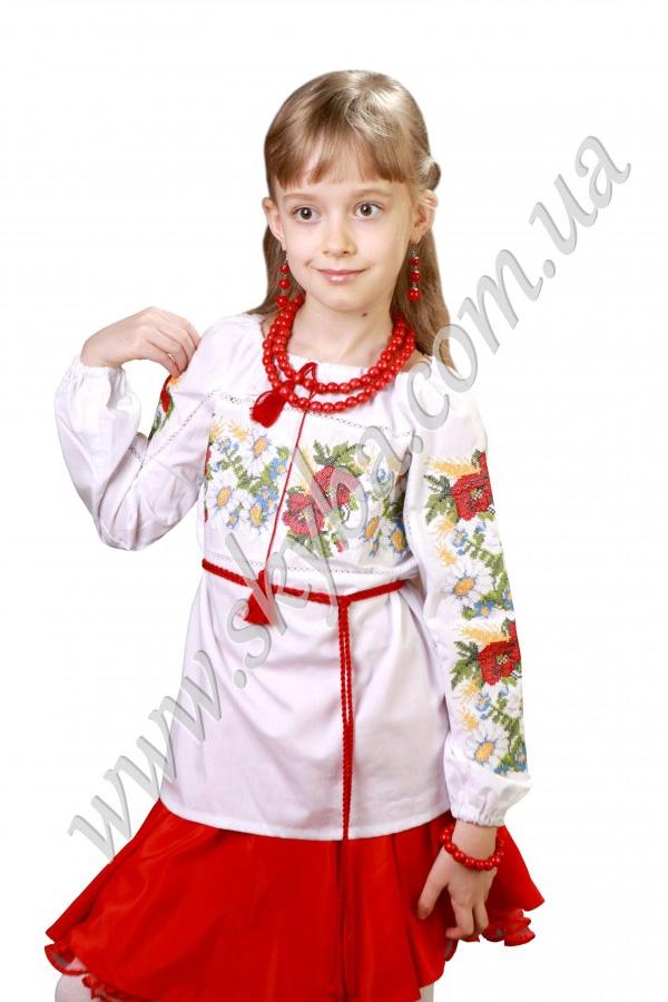 Блуза для девочек СК4121