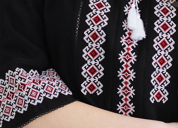 Уникальный крой и дизайн вышиванок