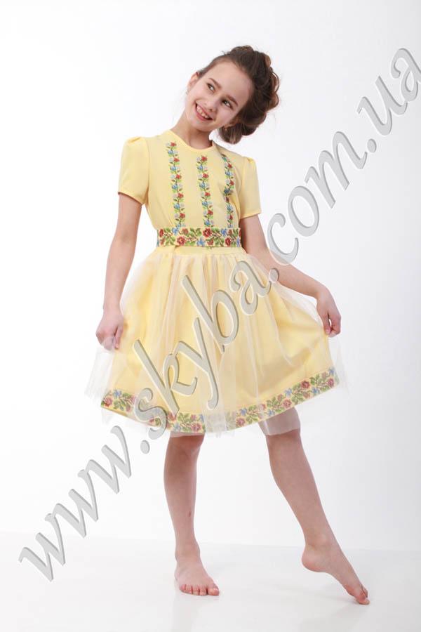 Платье для девочек СК4181