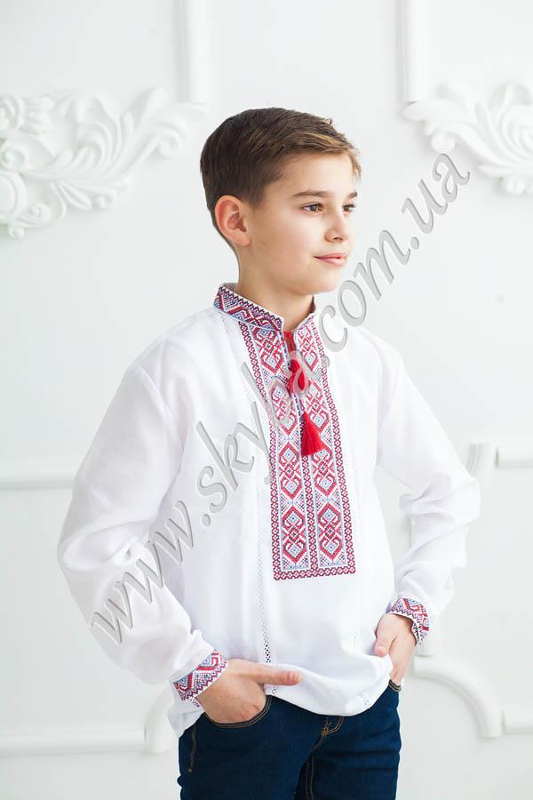Рубашка для мальчиков СК3181