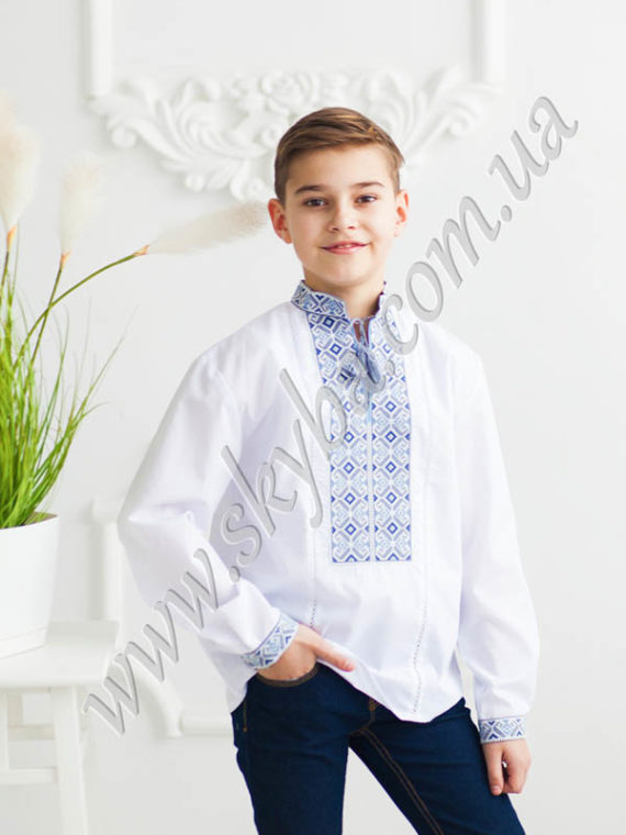 Рубашка для мальчиков СК3152