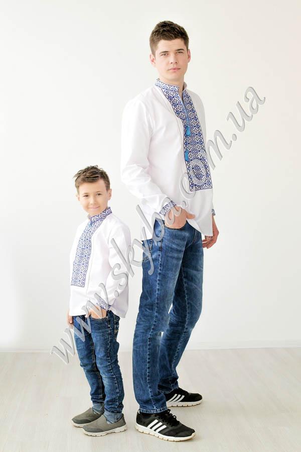 Рубашка для мальчиков СК3151